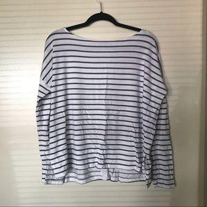 NWOT Nordstrom Tart Striped Shirt